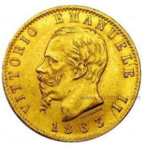 Marengo oro VE II