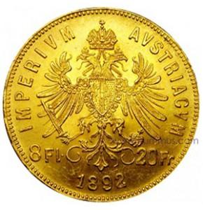 Marengo oro Austria