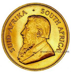 Krugerrand Sud Africa